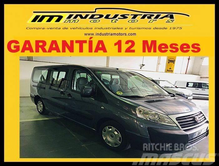 Fiat Scudo Panorama10 Family.L 2.0Mjt 130 E5