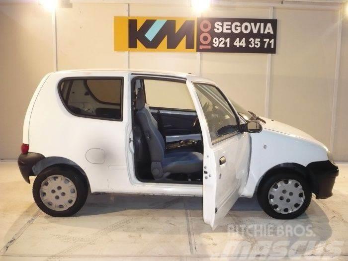 Fiat Seicento Van 1.1 S