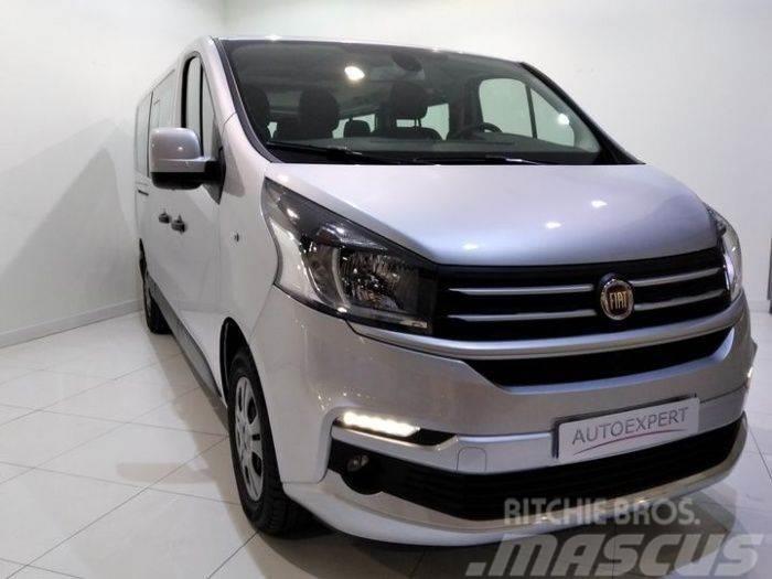 Fiat Talento 1.6 ECOJET 89KW SX L2 12 120 5P 8 PLAZAS