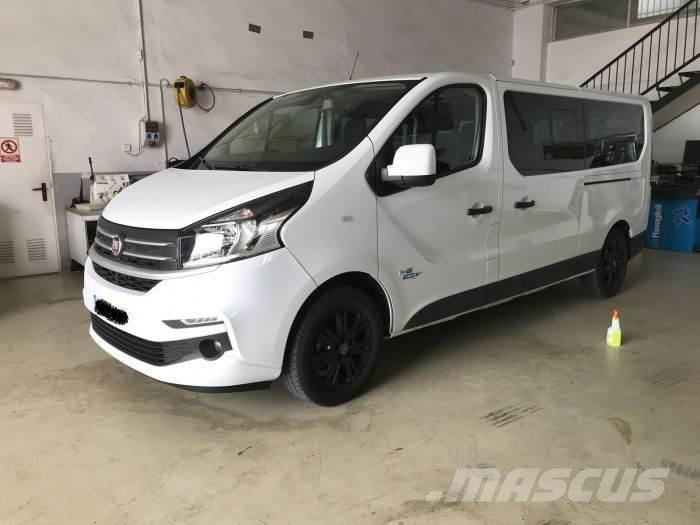 fiat talento combi 1 6 ecojet tt sx c 1 0 m1 107kw price 20 900 2017 panel vans mascus. Black Bedroom Furniture Sets. Home Design Ideas