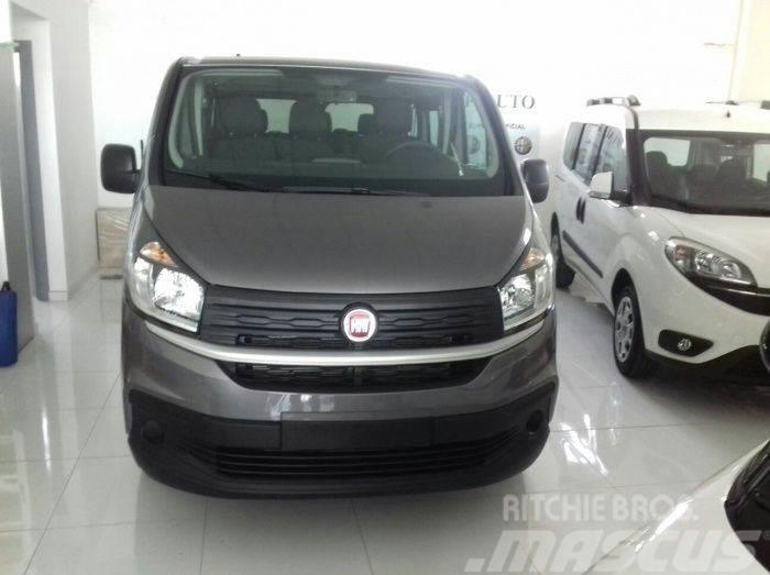 Fiat Talento Combi 1.6 Mjt Base Corto 1,0 M1 70kW