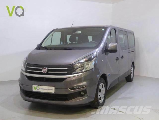 fiat talento combi sx 1 6 ecojet 145 cv sx l2 12 5p 9 p spain 28 766 2017 panel vans for. Black Bedroom Furniture Sets. Home Design Ideas