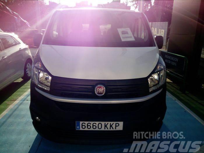 Fiat Talento Fg. 1.6 Mjt. Base Corto 1,2 84kW