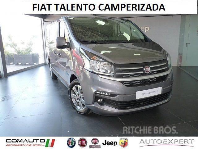 Fiat Talento M1 1.2 Family Corto 1.6 EcoJet 145 TT