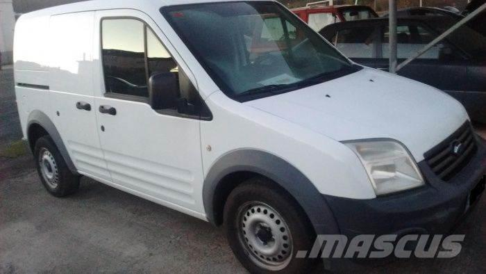 Ford Connect Comercial FT 200S Van B. Corta Base 110