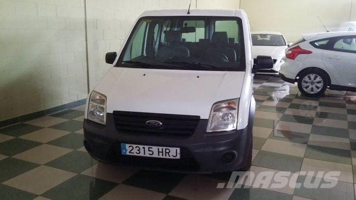 Ford Connect Comercial FT 210S Kombi B. Corta Base