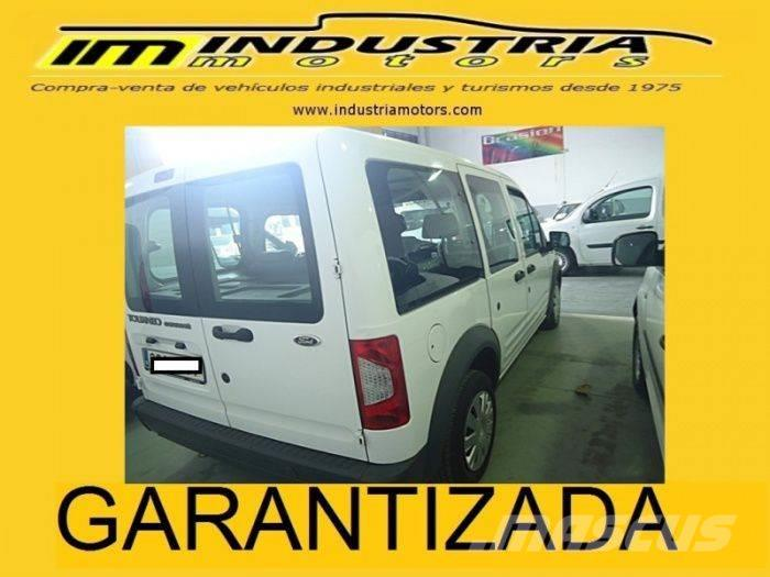 Ford Connect Comercial FT 210S Kombi B. Corta Base 90