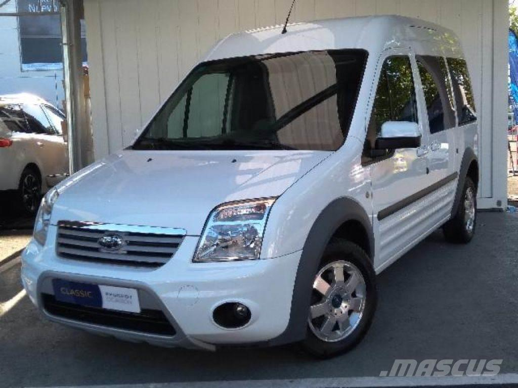 Ford Connect Comercial FT 210S Kombi B. Corta Trend+ 11