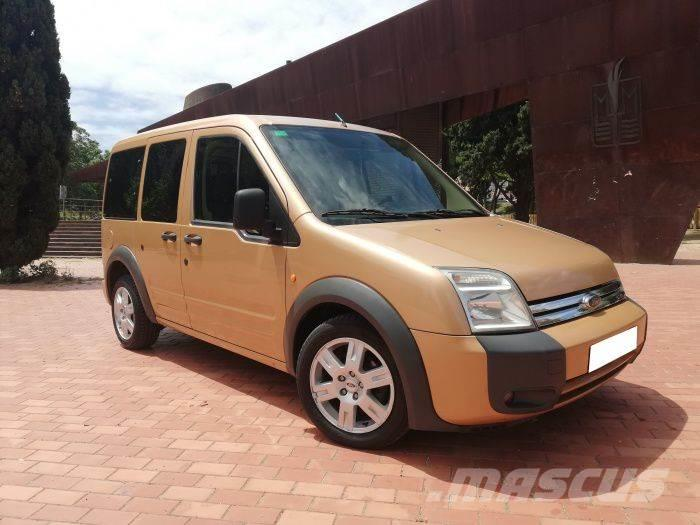 Ford Connect Comercial FT 210S TDCi Freespace 110