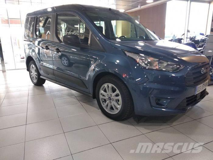 Ford Connect Comercial FT 220 Kombi S&S B. Corta L1 Tre