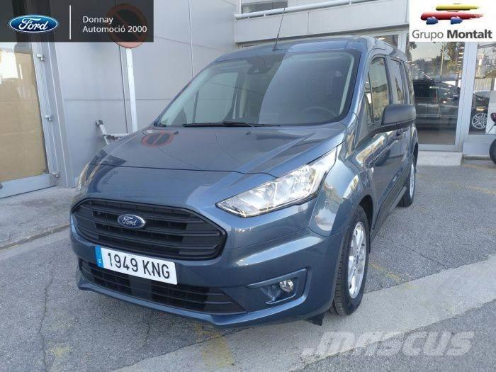 Ford Connect Comercial FT 220 Kombi B. Corta L1 Trend 1