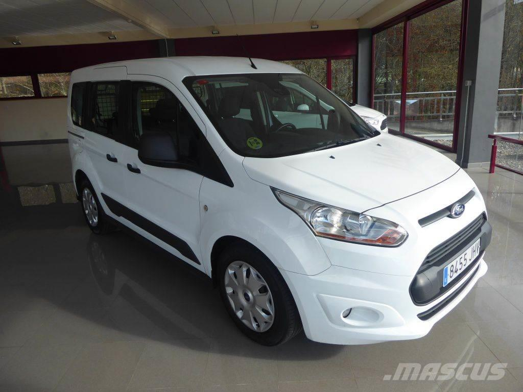 Ford Connect Comercial FT 220 Kombi B. Corta L1 Trend 9