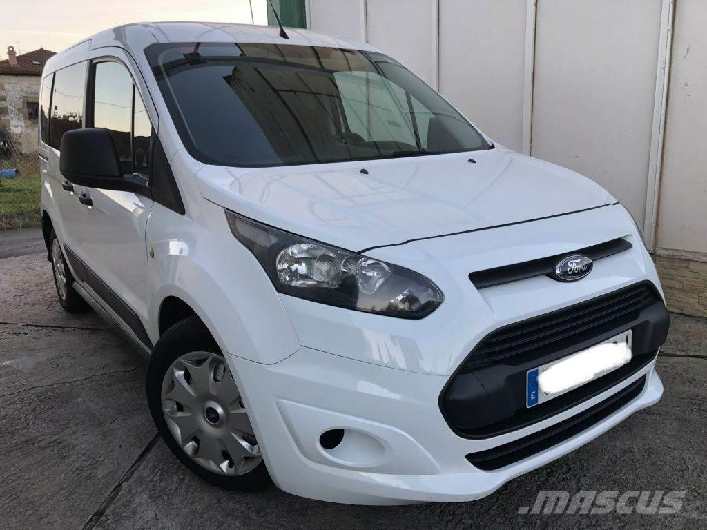 Ford Connect Comercial FT 220 Kombi B. Corta L1 Ambient