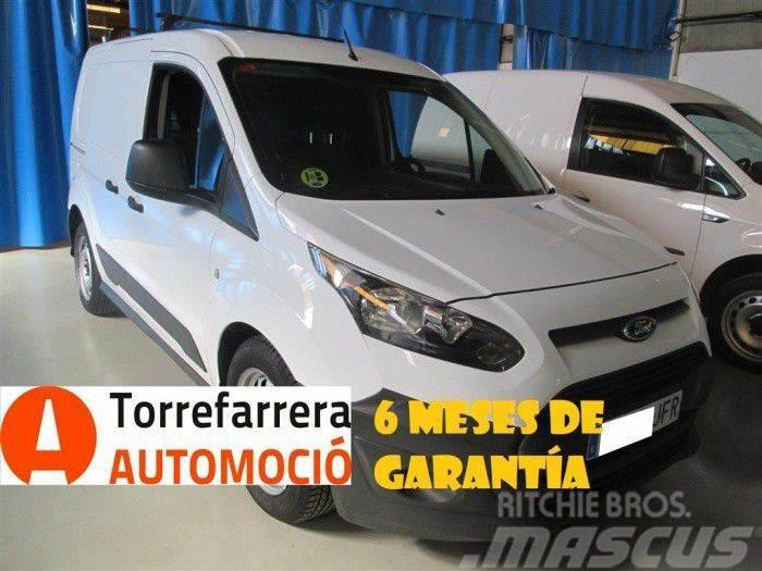 Ford Connect Comercial FT 220 Van L1 Trend 95 (carga au