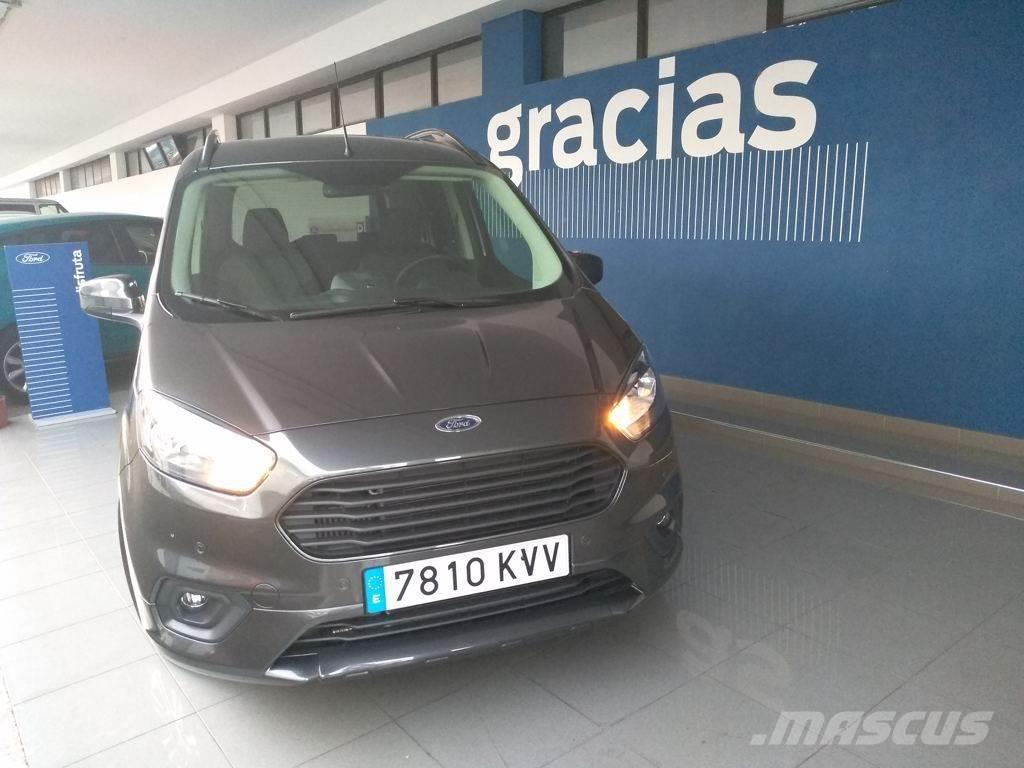 Ford Courier NUEVO TOURNEO SPORT 1.0 EcoBoost 73,5KW (