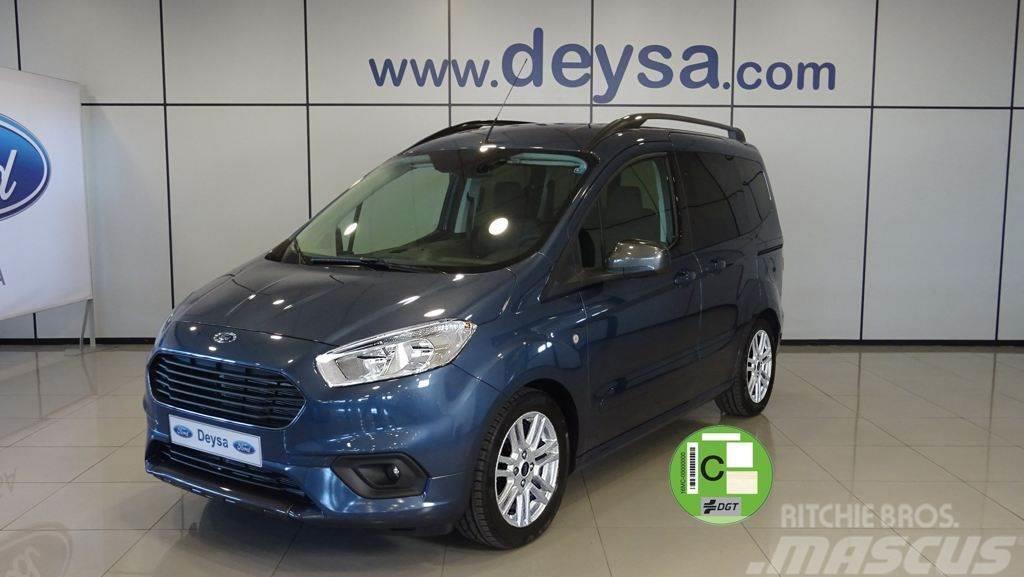 Ford Courier NUEVO TOURNEO TITANIUM 1.5 TDCi 73,5KW (