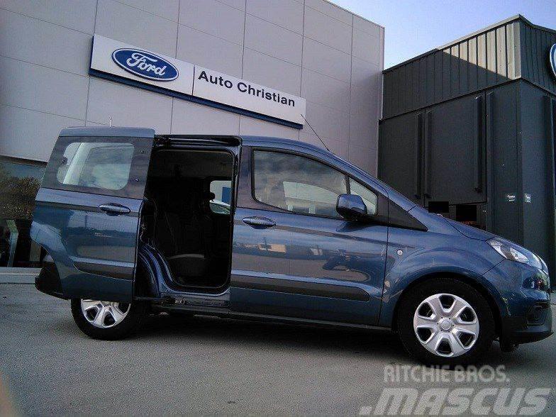 Ford Courier NUEVO TRANSIT KOMBI TREND 1.5 TDCi 73,5K