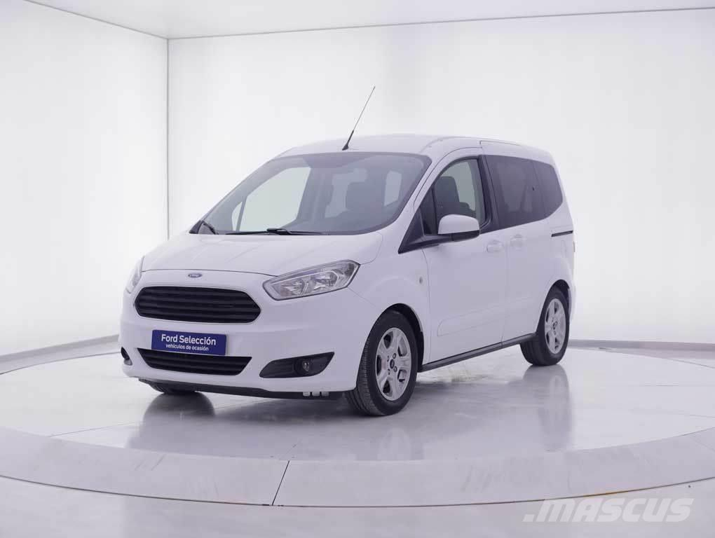 Ford Courier TOURNEO 1.5TDCI AMBIENTE 95