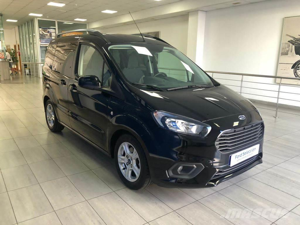Ford Courier Tourneo 1.5TDCi Trend 100