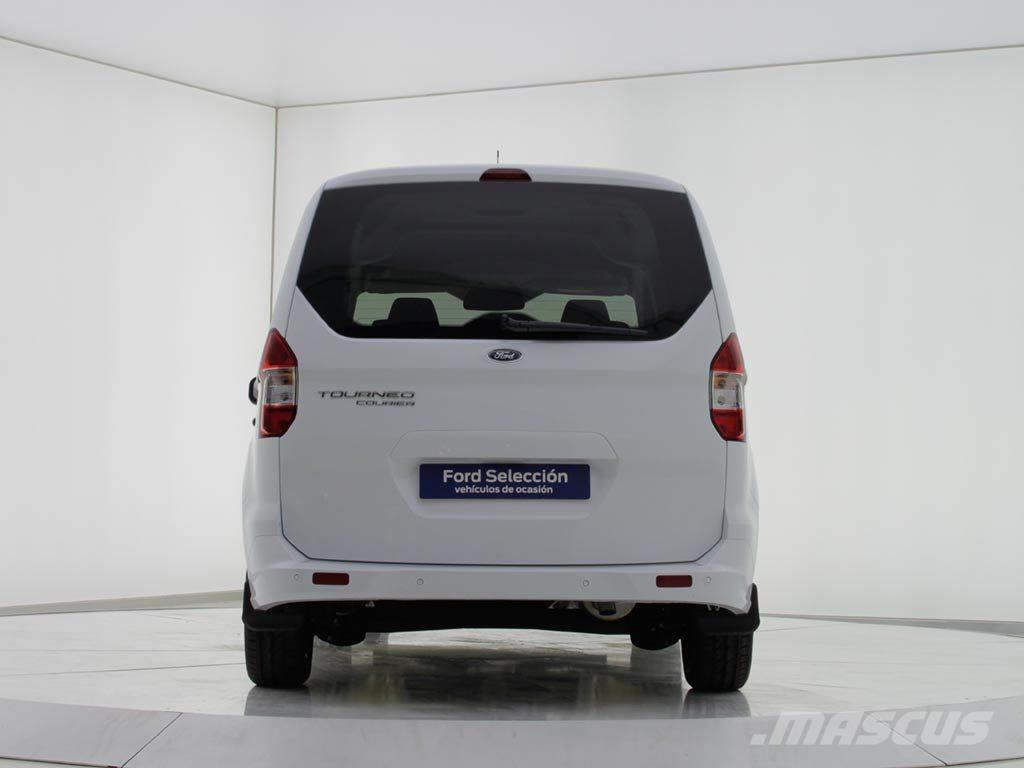 Ford COURIER TOURNEO DIESEL 1.5TDCI TREND 95