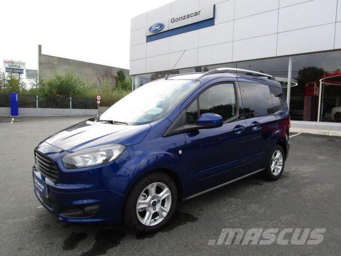 Ford Courier TOURNEO TREND 1.5 TDCI 70KW (95CV)