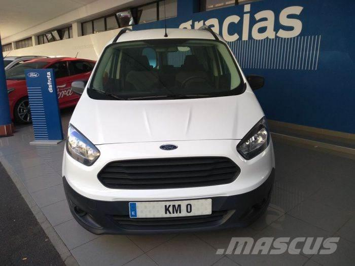 Ford Courier TRANSIT KOMBI AMBIENTE 1.5 TDCI 70KW (95C