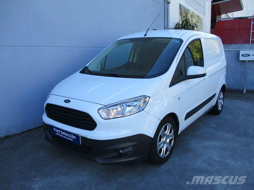 Ford Courier Transit Van 1.5TDCi Trend 75