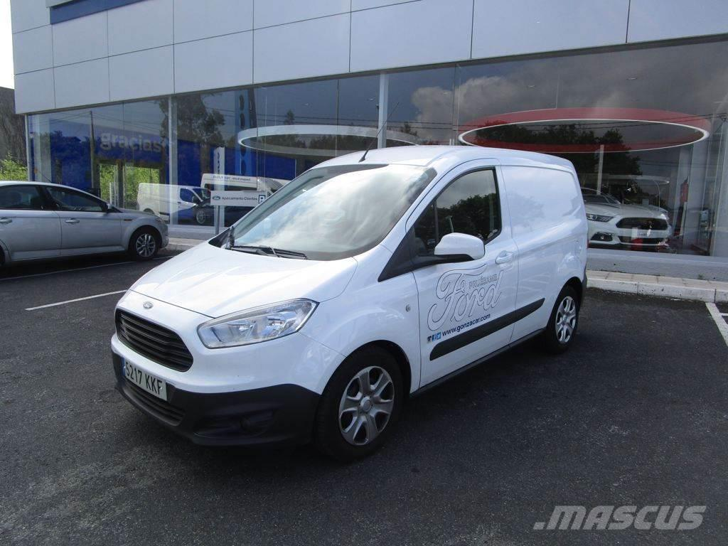 ford courier transit van trend 1 5 tdci 55 2kw 75cv. Black Bedroom Furniture Sets. Home Design Ideas