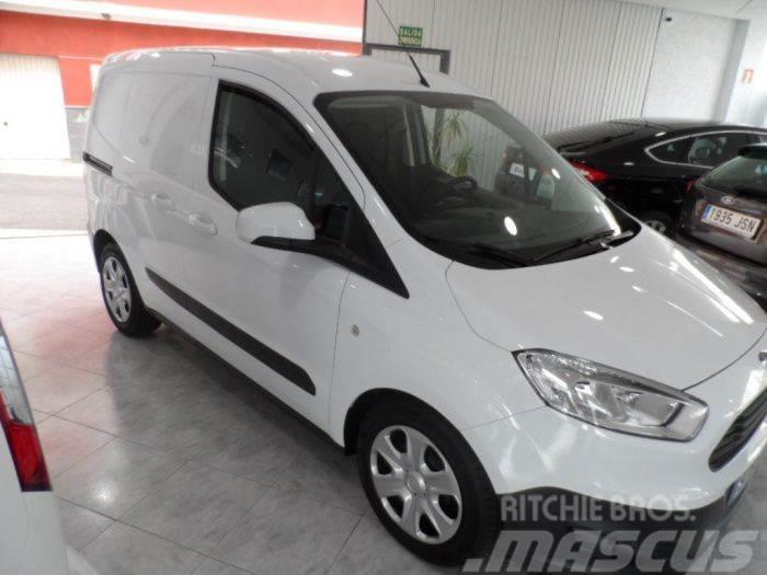 Ford Courier TRANSIT VAN TREND 1.5 TDCI 55,2KW (75CV)