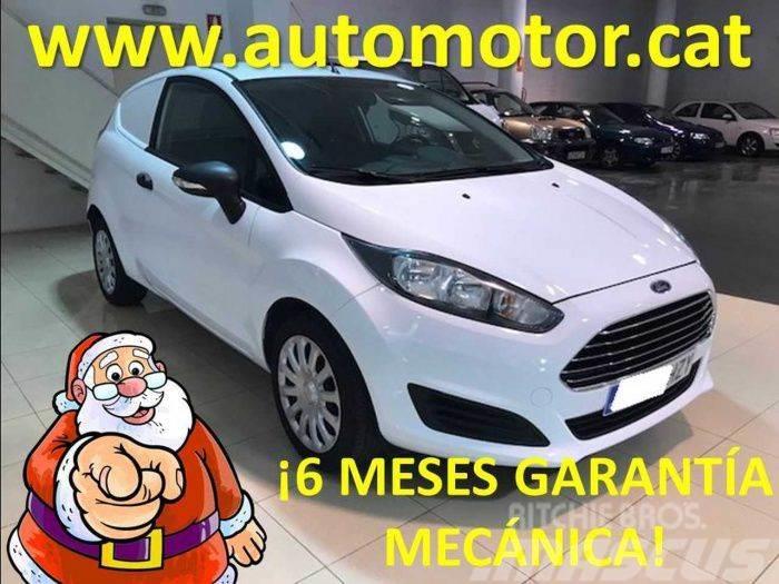 Ford Fiesta VAN 1.5 TDCI