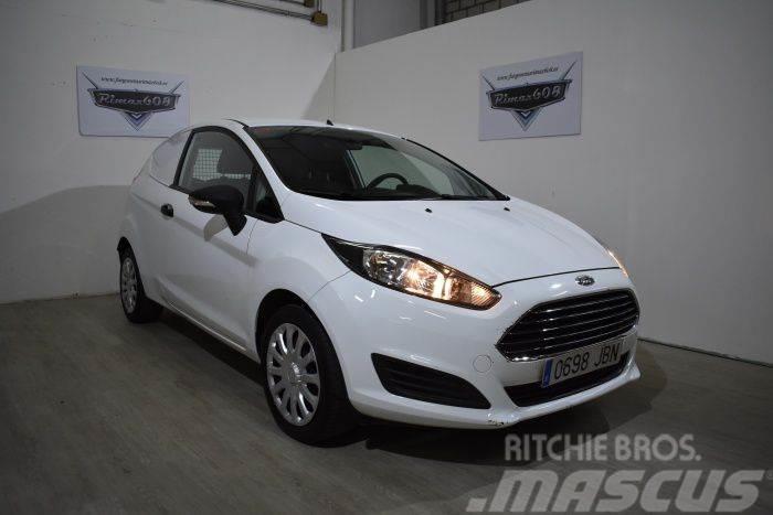 Ford Fiesta Van 1.5TDCi