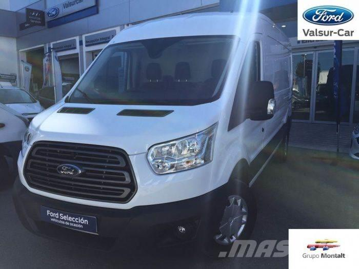 a0e2bd8258 Ford -ft-350-l3-van-trend-traccion-trasera-130 - Panel vans