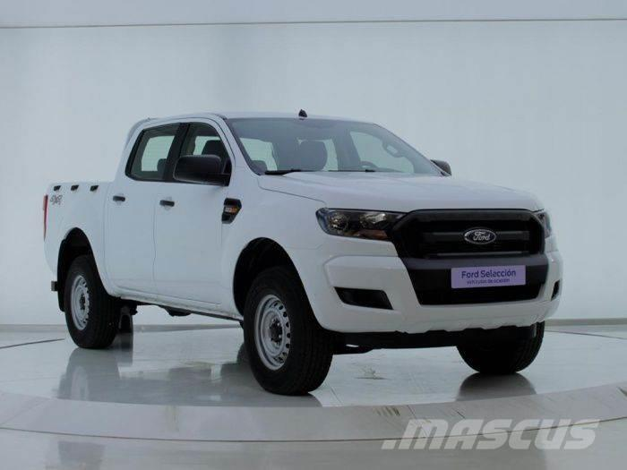 Ford RANGER 2.2 TDCI 118KW 4X4 DOBLE CAB. XL S/S