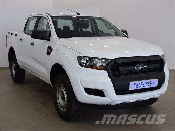 ford ranger 2 2 tdci 118kw 4x4 doble cab xl s s occasion prix 25 000 ann e d. Black Bedroom Furniture Sets. Home Design Ideas