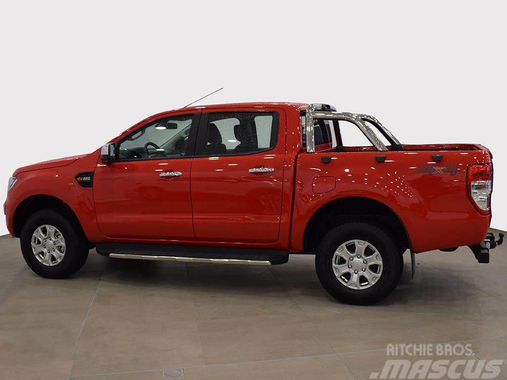 Ford Ranger 2.2TDCI S&S DCb. XLT 4x4 160