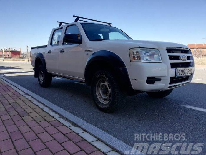 Ford Ranger 2.5TDCi DCb.