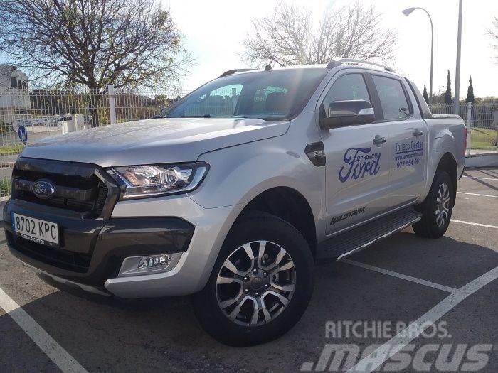 Ford Ranger 3.2 TDCI 200CV 4X4 DOB CAB WILDTRACK S/S