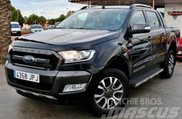 Ford Ranger 2017 >> Ford Ranger 3 2tdci Dcb Wildtrak 4x4 Aut 200