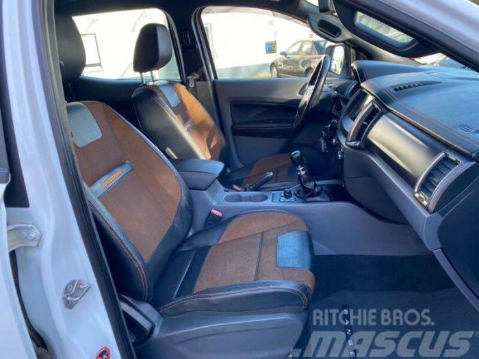 Ford Ranger 3.2TDCI DCb. Wildtrak 4x4 Aut. 200