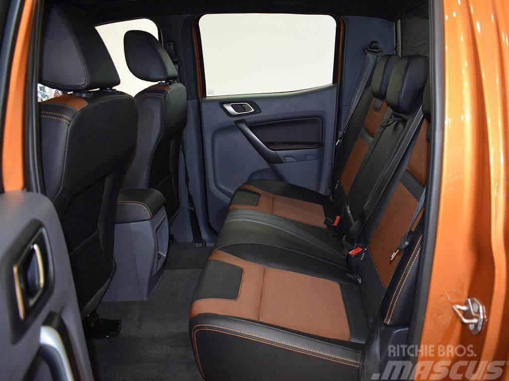 Verrassend Ford Ranger 3.2TDCI S&S DCb. Wildtrak 4x4 200_panel vans Year of VU-17
