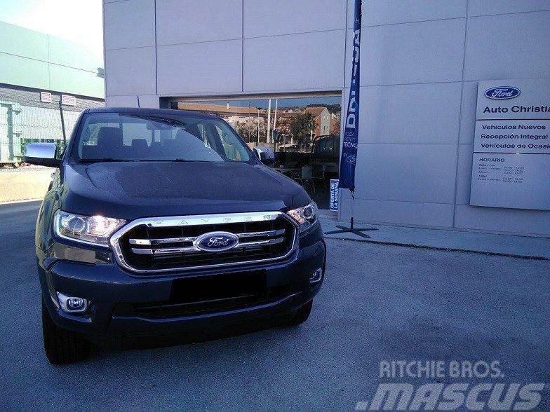 Ford Ranger NUEVO DOBLE CABINA XLT Start&Stop 2.0