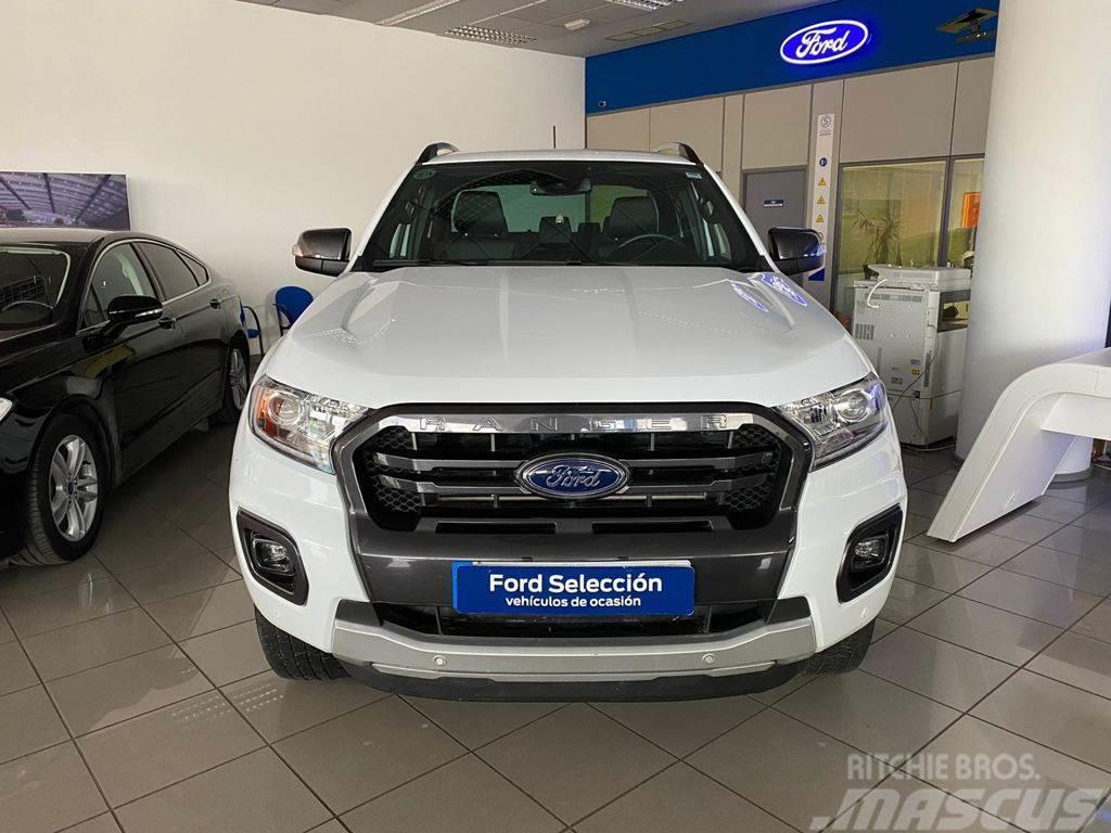 Ford Ranger NUEVO DOBLE CABINA WILDTRAK 2.0 TDCi 4x4 A