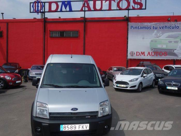 Ford TOURNEO CONNECT 1.8 TDCI 90CV TOURNEO 230 L 8 PLAZ