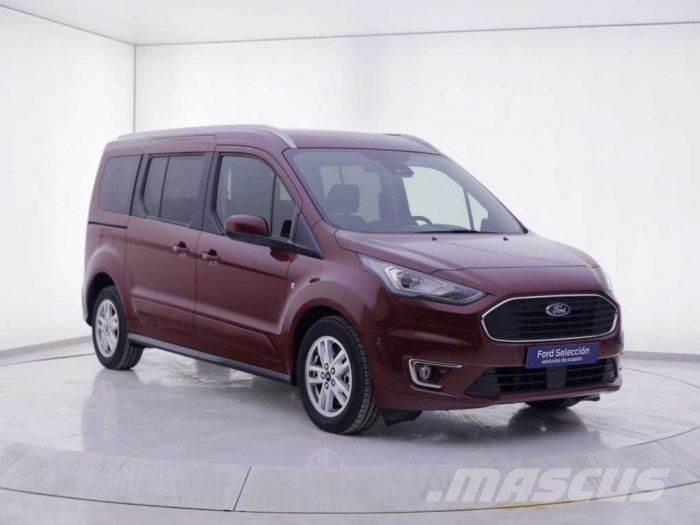Ford Tourneo Connect VAN 1.5 TDCI 88KW TITANIUM 210 L2