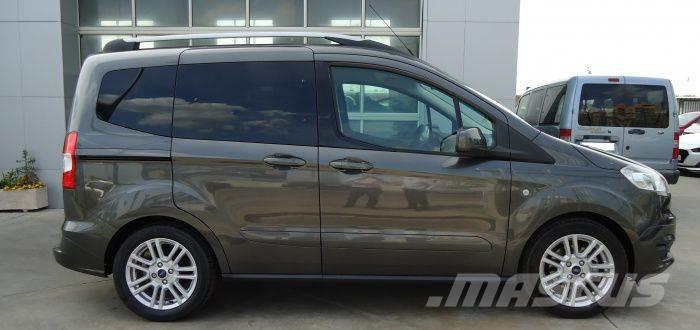 ford tourneo courier 1 5 tdci 70kw 95cv titanium pvp. Black Bedroom Furniture Sets. Home Design Ideas