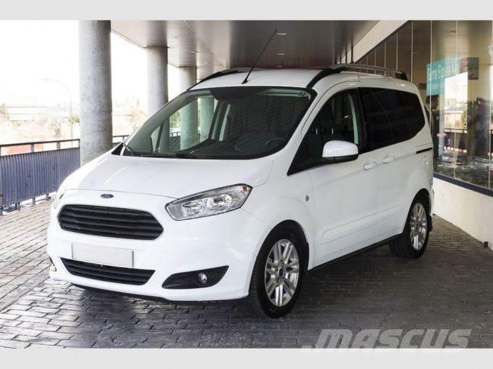 Ford Tourneo Courier Kombi 1 0 Ecoboost 100cv Ambiente 2016