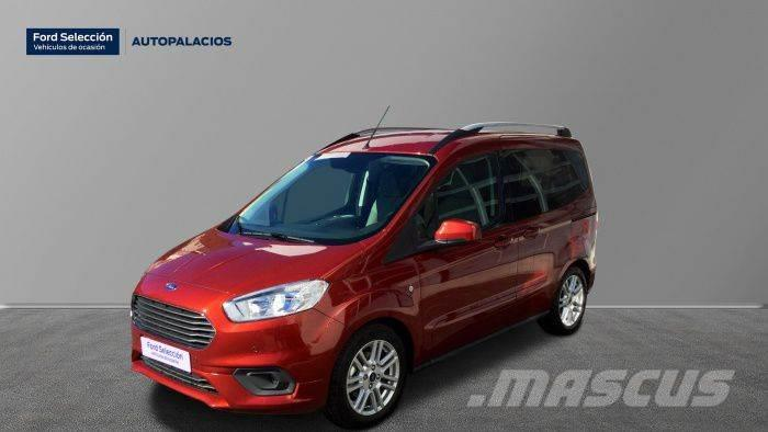 ford tourneo courier titanium 1 0 ecoboost 100cv panel. Black Bedroom Furniture Sets. Home Design Ideas