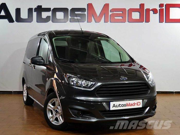 used ford tourneo courier van 1 0 ecoboost 75kw trend panel vans year 2017 price 13 880 for. Black Bedroom Furniture Sets. Home Design Ideas