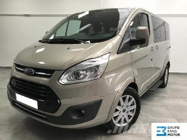 ford tourneo custom 2 0 tdci 125kw 170cv l1 titanium. Black Bedroom Furniture Sets. Home Design Ideas