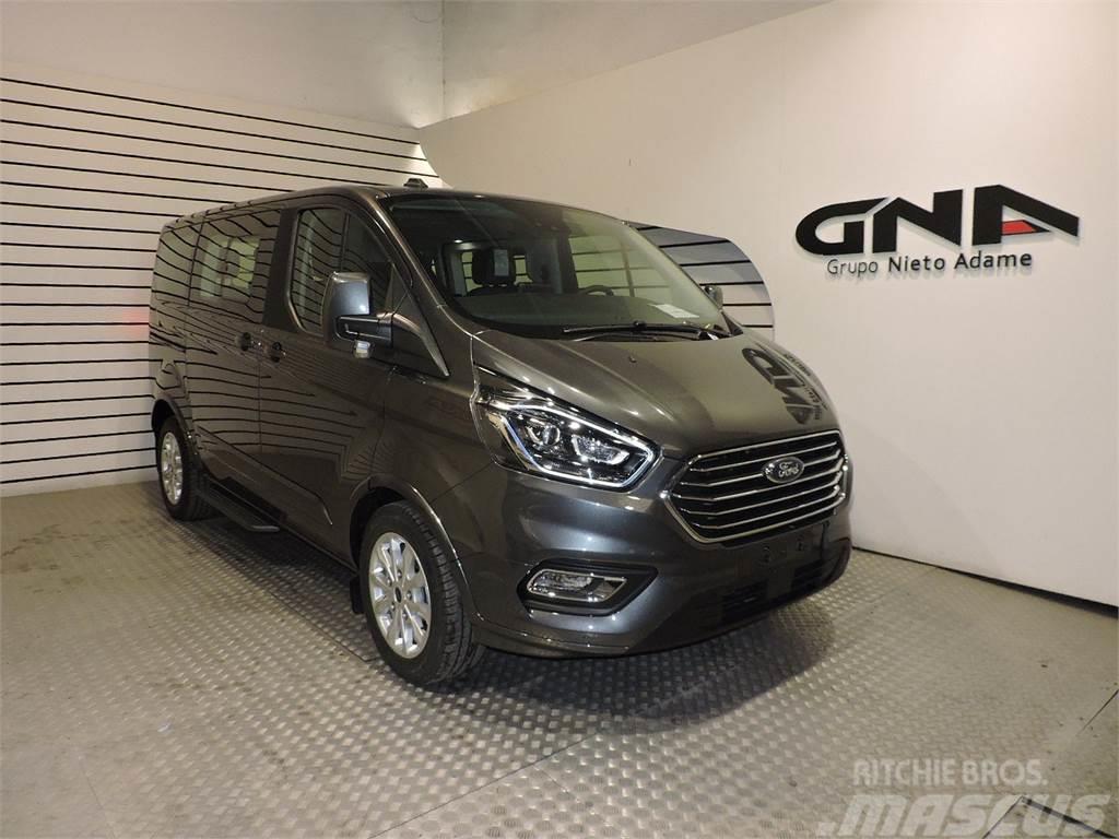 Ford Tourneo Custom 2.0 TDCI 96kW (130CV) MHEV L1 Titan